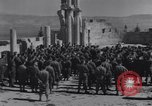 Image of Allied soldiers celebrate Christmas in North Africa Egypt, 1942, second 50 stock footage video 65675033510