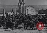 Image of Allied soldiers celebrate Christmas in North Africa Egypt, 1942, second 52 stock footage video 65675033510