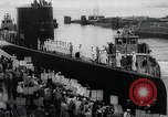 Image of Captain Edward L Beach New London Connecticut USA, 1960, second 57 stock footage video 65675033516