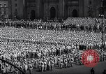 Image of Mass induction ceremony Mexico City Mexico, 1962, second 13 stock footage video 65675033518
