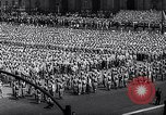 Image of Mass induction ceremony Mexico City Mexico, 1962, second 15 stock footage video 65675033518