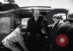 Image of West German Chancellor Konrad Adenauer Stonewall Texas USA, 1964, second 12 stock footage video 65675033524