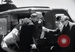 Image of West German Chancellor Konrad Adenauer Stonewall Texas USA, 1964, second 14 stock footage video 65675033524