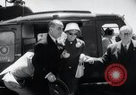 Image of West German Chancellor Konrad Adenauer Stonewall Texas USA, 1964, second 15 stock footage video 65675033524