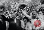 Image of West German Chancellor Konrad Adenauer Stonewall Texas USA, 1964, second 37 stock footage video 65675033524
