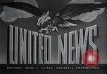 Image of First United Nations Conference San Francisco California USA, 1945, second 2 stock footage video 65675033527