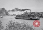 Image of Port of Stockton steamboat  Sacramento California USA, 1938, second 12 stock footage video 65675034097