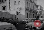 Image of Cuban President Fulgenci Batista greets visiting officials Cuba, 1957, second 33 stock footage video 65675034275