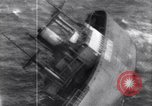 Image of The SS Flying Enterprise Atlantic Ocean, 1952, second 36 stock footage video 65675034652