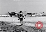 Image of P-5Bs of 28th Photo Reconnaissance Squadron Okinawa Ryukyu Islands, 1945, second 2 stock footage video 65675034702