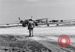 Image of P-5Bs of 28th Photo Reconnaissance Squadron Okinawa Ryukyu Islands, 1945, second 4 stock footage video 65675034702