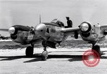 Image of P-5Bs of 28th Photo Reconnaissance Squadron Okinawa Ryukyu Islands, 1945, second 37 stock footage video 65675034702