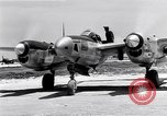 Image of P-5Bs of 28th Photo Reconnaissance Squadron Okinawa Ryukyu Islands, 1945, second 39 stock footage video 65675034702