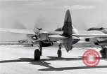 Image of P-5Bs of 28th Photo Reconnaissance Squadron Okinawa Ryukyu Islands, 1945, second 55 stock footage video 65675034702