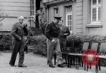 Image of Generals of Allied forces Bad Wildungen Germany, 1945, second 10 stock footage video 65675036069