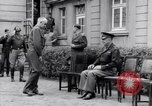 Image of Generals of Allied forces Bad Wildungen Germany, 1945, second 13 stock footage video 65675036069
