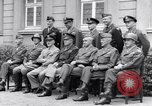 Image of Generals of Allied forces Bad Wildungen Germany, 1945, second 17 stock footage video 65675036069