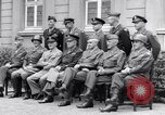 Image of Generals of Allied forces Bad Wildungen Germany, 1945, second 18 stock footage video 65675036069