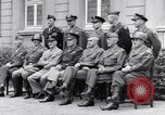 Image of Generals of Allied forces Bad Wildungen Germany, 1945, second 19 stock footage video 65675036069
