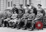 Image of Generals of Allied forces Bad Wildungen Germany, 1945, second 20 stock footage video 65675036069