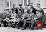 Image of Generals of Allied forces Bad Wildungen Germany, 1945, second 24 stock footage video 65675036069