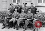 Image of Generals of Allied forces Bad Wildungen Germany, 1945, second 25 stock footage video 65675036069