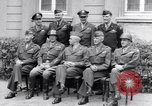 Image of Generals of Allied forces Bad Wildungen Germany, 1945, second 27 stock footage video 65675036069