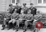 Image of Generals of Allied forces Bad Wildungen Germany, 1945, second 28 stock footage video 65675036069