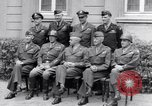 Image of Generals of Allied forces Bad Wildungen Germany, 1945, second 31 stock footage video 65675036069