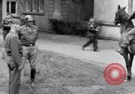 Image of Generals of Allied forces Bad Wildungen Germany, 1945, second 34 stock footage video 65675036069