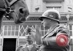 Image of Generals of Allied forces Bad Wildungen Germany, 1945, second 42 stock footage video 65675036069