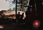 Image of 85th Engr Fire Fighters Team Lai Khe South Vietnam, 1968, second 42 stock footage video 65675037291