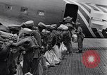 Image of British Indian 50th Parachute Division Rangoon Burma, 1945, second 29 stock footage video 65675037608