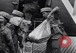 Image of British Indian 50th Parachute Division Rangoon Burma, 1945, second 33 stock footage video 65675037608