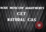 Image of natural gas Moscow Russia Soviet Union, 1949, second 4 stock footage video 65675038609