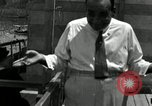 Image of Opera singer Enrico Caruso Italy, 1921, second 49 stock footage video 65675040020