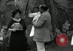 Image of Opera singer Enrico Caruso Italy, 1921, second 55 stock footage video 65675040020
