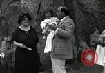 Image of Opera singer Enrico Caruso Italy, 1921, second 56 stock footage video 65675040020