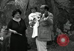 Image of Opera singer Enrico Caruso Italy, 1921, second 57 stock footage video 65675040020