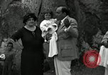 Image of Opera singer Enrico Caruso Italy, 1921, second 58 stock footage video 65675040020