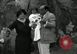 Image of Opera singer Enrico Caruso Italy, 1921, second 59 stock footage video 65675040020