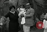 Image of Opera singer Enrico Caruso Italy, 1921, second 60 stock footage video 65675040020