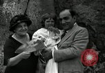Image of Opera singer Enrico Caruso Italy, 1921, second 62 stock footage video 65675040020