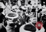 Image of Emperor Karl I of Austria Budapest Hungary, 1916, second 38 stock footage video 65675040059