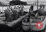 Image of waterborne missile Campbell United States USA, 1944, second 14 stock footage video 65675040190