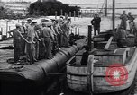 Image of waterborne missile Campbell United States USA, 1944, second 18 stock footage video 65675040190