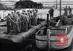 Image of waterborne missile Campbell United States USA, 1944, second 19 stock footage video 65675040190