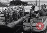 Image of waterborne missile Campbell United States USA, 1944, second 20 stock footage video 65675040190