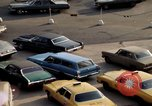 Image of New York City buildings and traffic New York City USA, 1970, second 14 stock footage video 65675040532