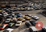 Image of New York City buildings and traffic New York City USA, 1970, second 19 stock footage video 65675040532